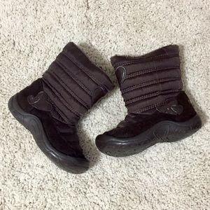 OshKosh B'Gosh Brown Boots size 7